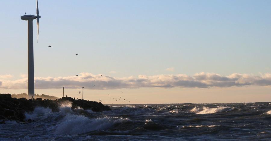 Reposaari – Porin merihenkinen kaupunginosa